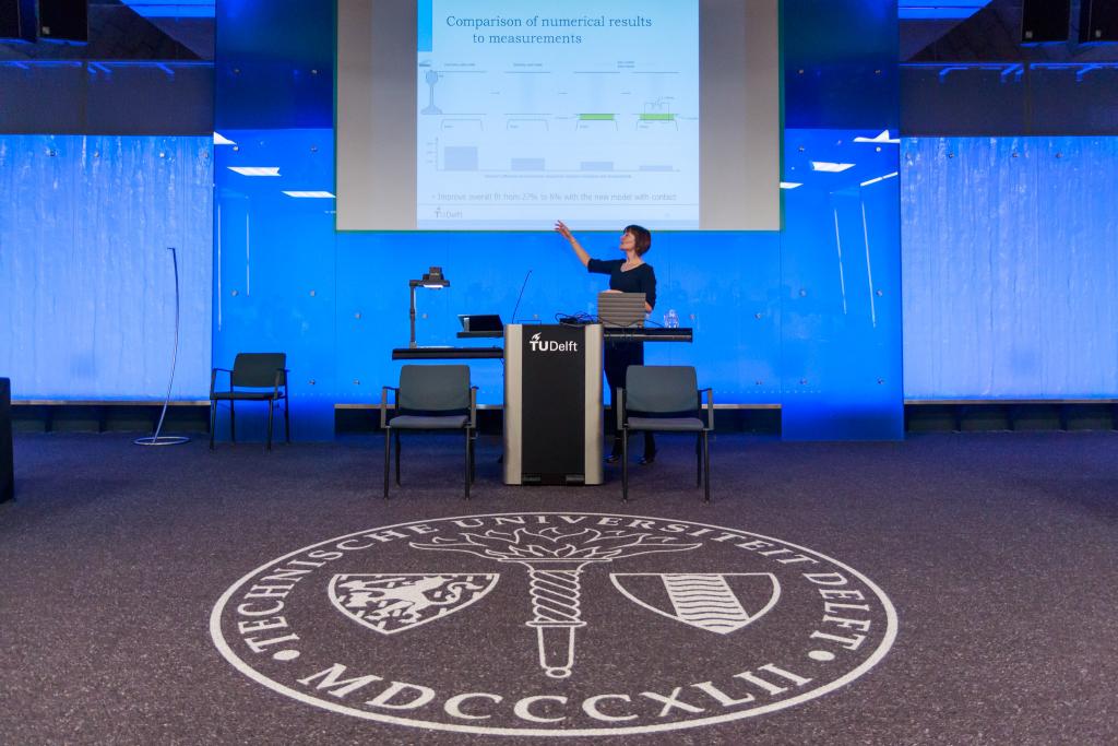 Delft University — Maider