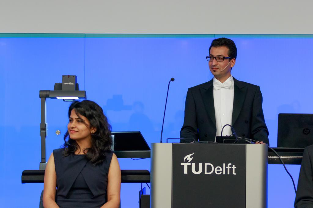 Delft University — Saeed