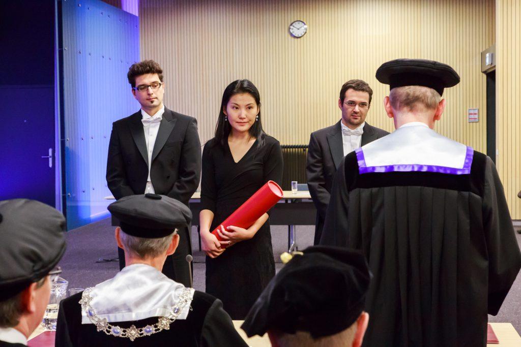 Delft University of Technology — YiLin