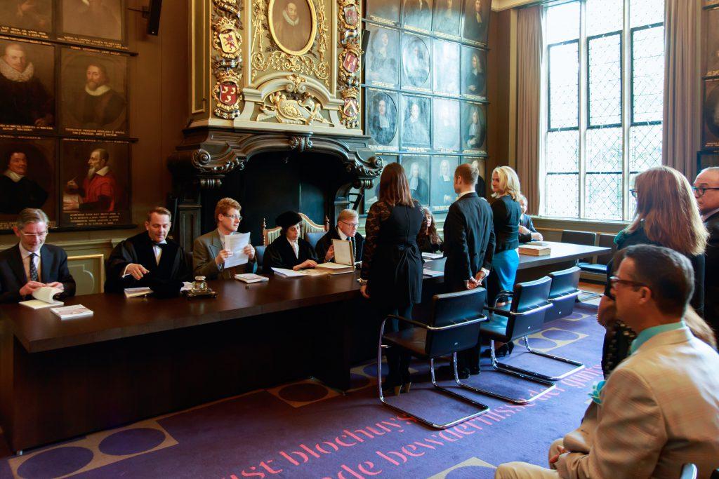 Leiden University — Portf Noah